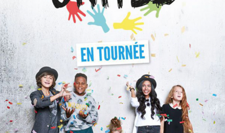 Tournée Kids United
