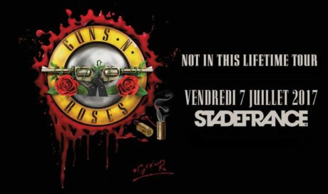 Gun's And Roses – Not in This Lifetime – Stade de France 2017