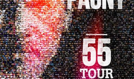 55 tour – Florent Pagny 2017