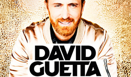 David Guetta European Tour 2018