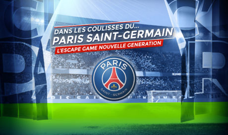 Inside PSG – L'escape game