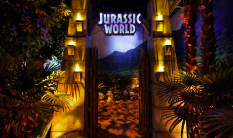Jurassic World l'Exposition – 2018