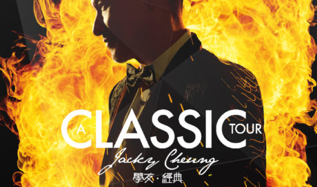 Jacky Cheung – Classic  Tour