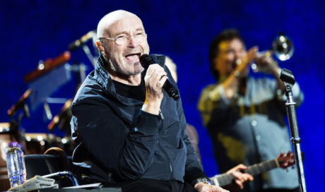 Phil Collins – Groupama Stadium