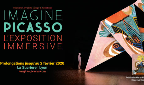 Imagine Picasso | Lyon – L'exposition immersive